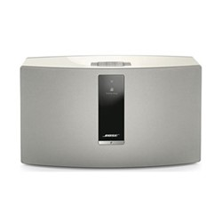 SoundTouch 30 III Wireless smart sound multi-room speaker, H24.8 x W43.5 x D18.1cm, white