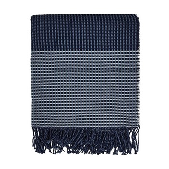 Woven throw L170 x W130