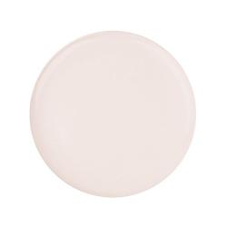 Shell Bisque Set of 4 dinner plates, D27.7cm, soft pink