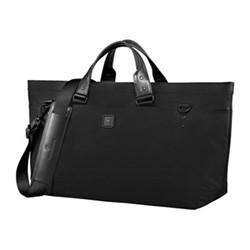 Lexicon 2.0 Weekender bag, H60 x W34 x D23cm, black