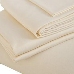 King size duvet cover, 225 x 225cm, oyster white