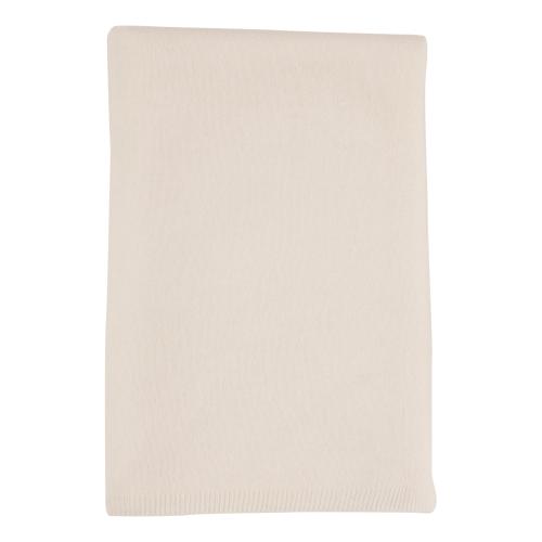 Cashmere throw, 190 x 130cm, White