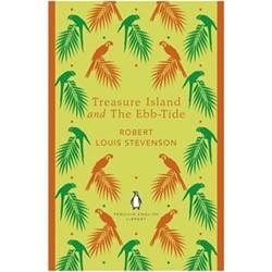 Robert Louis Stevenson Treasure island (penguin english library)