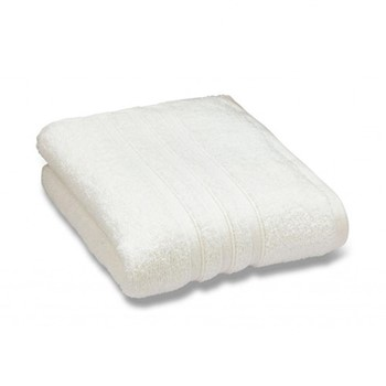 Zero Twist Bath towel, 70 x 120cm, cream