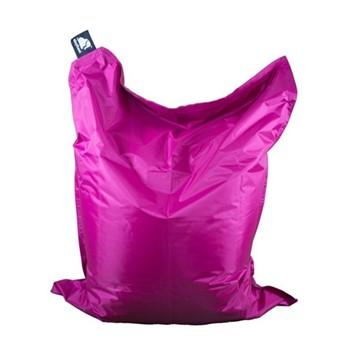 Junior Beanbag, 140 x 110cm, shocking pink