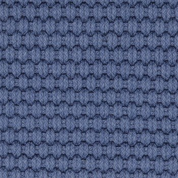 Rope Polypropylene indoor/outdoor rug, W259 x L335cm, denim