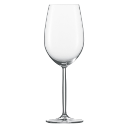 Diva Pair of bordeaux glasses, 59.1cl