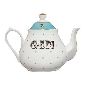 Gin Teapot, H16 x L21 x D14.5cm