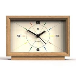 Mantle Clock, 25 x 17.5 x 9cm, oak