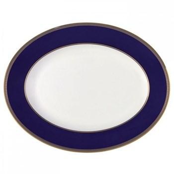 Oval platter 35cm