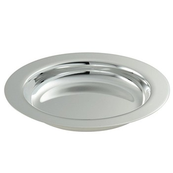 Mistral Plate, 15cm, silver plate