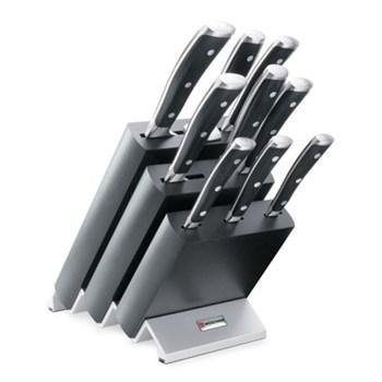 Ikon Classic Knife block set 9 piece