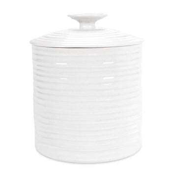 Storage jar large 16 x 16.5cm