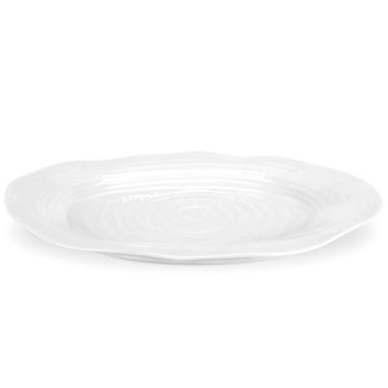 Oval plate 43 x 34cm