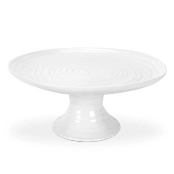 Footed cake plate 24 x 10cm