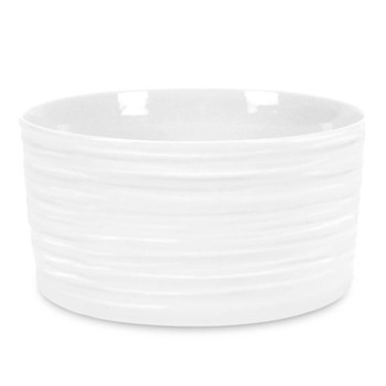 Ceramics Set of 4 ramekins, 9 x 4.5cm, white