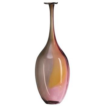 Fidji Vase, 36.5cm, red