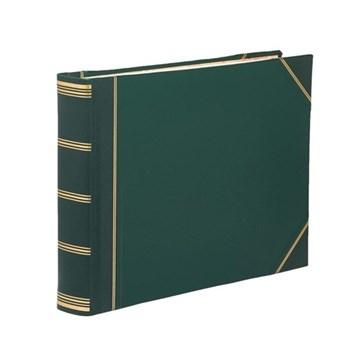 Visitors book with plain pages 22 x 28.5cm