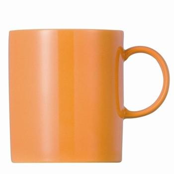 Sunny Day Mug with handle, 30cl, orange