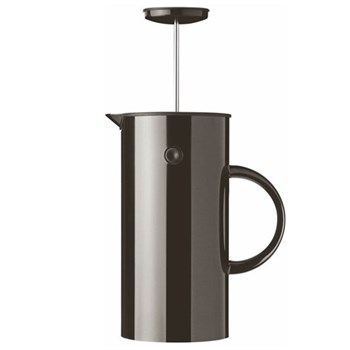 EM by Erik Magnussen French press coffee maker, 1 litre - H21 x W10.5cm, black