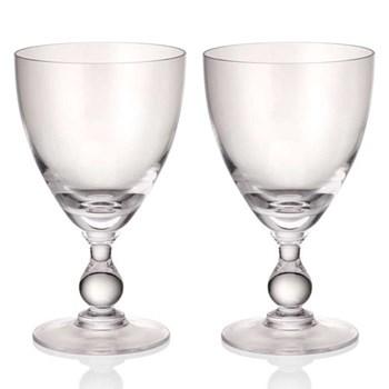 Set of 6 wine goblets