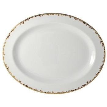 Capucine Oval platter, 38cm
