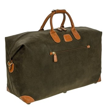 Life Holdall, W55 x H32 x D20cm, olive