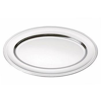 Albi Meat platter, 45cm, Christofle silver