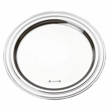 Albi Bread plate, 13cm, Christofle silver