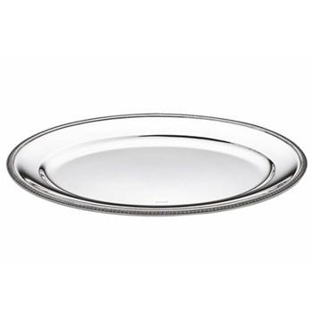 Malmaison Meat platter, 55cm, Christofle silver