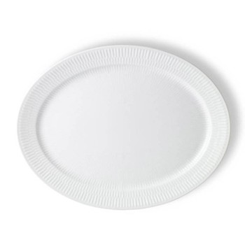 Oval plate 33cm