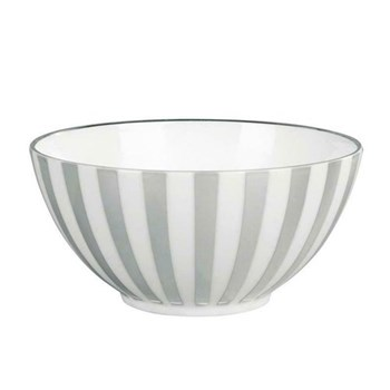 Jasper Conran - Platinum Gift bowl, 14cm, striped
