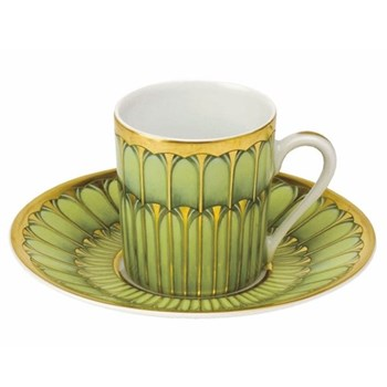 Arcades Coffee cup and saucer, 8cl