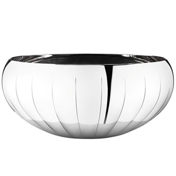Legacy Bowl large, stainless steel, mirror