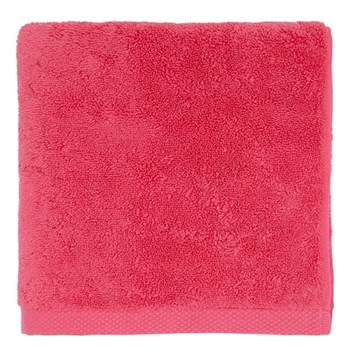 Angel Guest towel, fuchsia