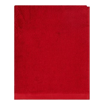 Angel Bath sheet, red