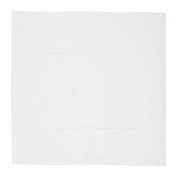 Angel Bath mat, white