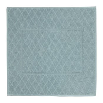 Angel Bath mat, azure