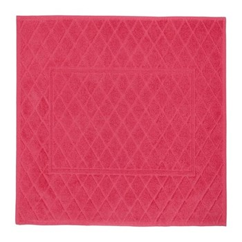 Angel Bath mat, fuchsia