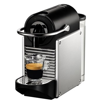 Pixie - 11322 Coffee machine by Magimix, electric aluminimum