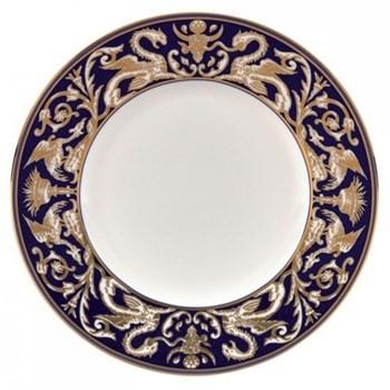 Renaissance Gold Plate accent, 23cm