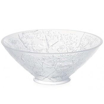 Ombelles Bowl, H12.1 x D30.2cm, clear