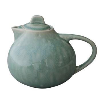 Tourron Teapot, 1.4 litre, jade