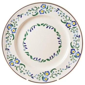 Forget Me Not Dinner plate, D28cm