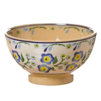Forget Me Not Small bowl, D12 x H7cm