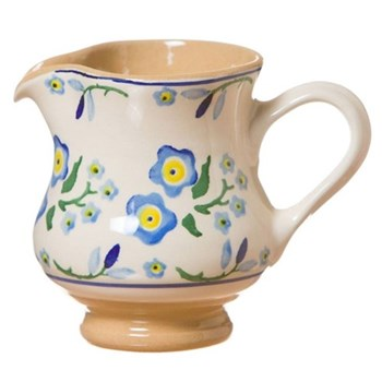 Forget Me Not Small jug, H10cm