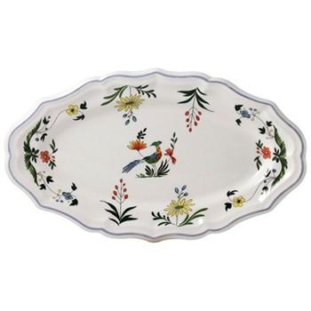 Oval platter 36cm
