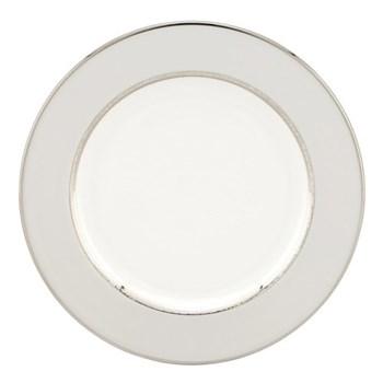 June Lane Platinum Butter plate, 16cm