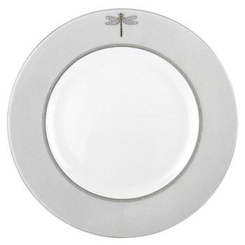June Lane Platinum Dinner plate, 27cm