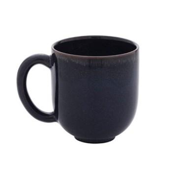 Tourron Pair of mugs, 36cl, indigo